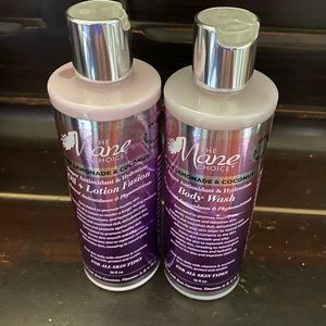 The Mane Choice 10 oz Lotion and Body Wash